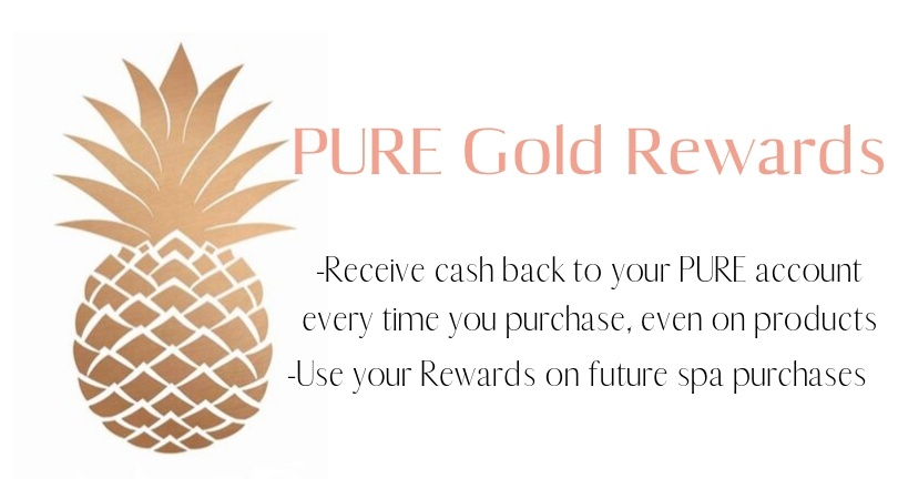 PURE Gold Rewards