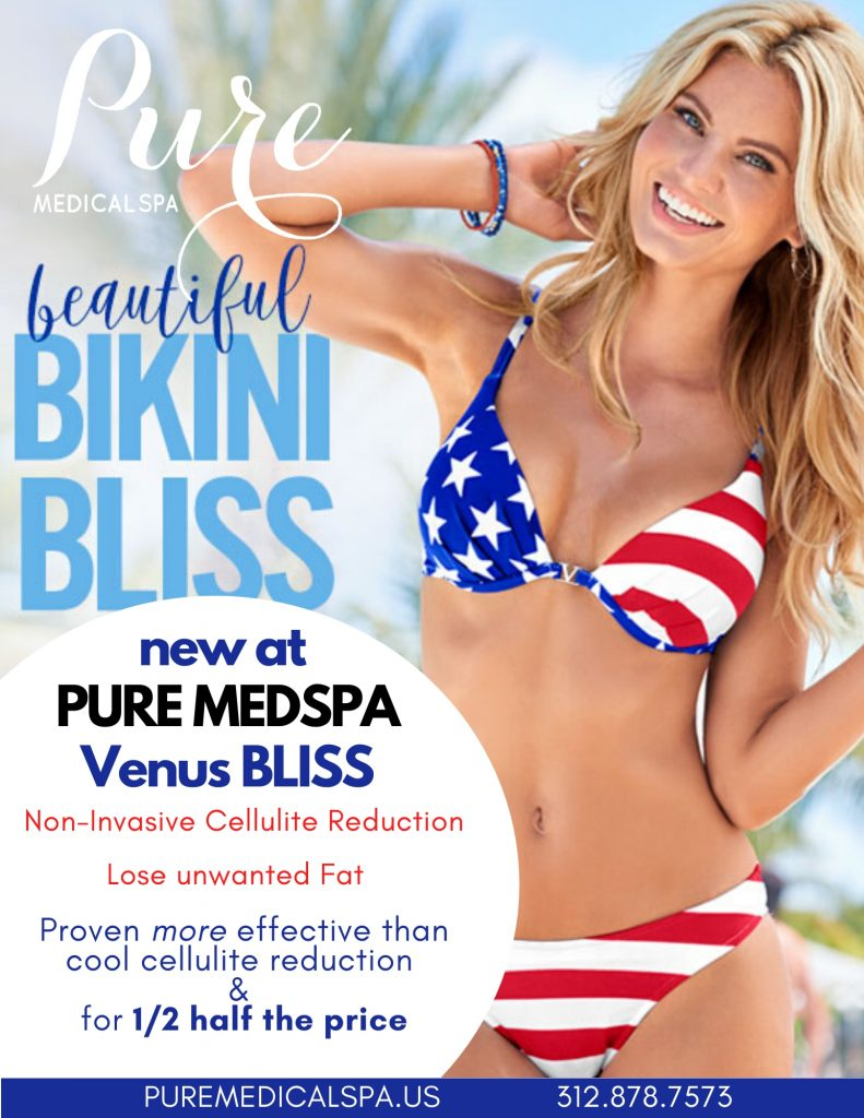 Loose unwanted fat - Venus Bikini Bliss