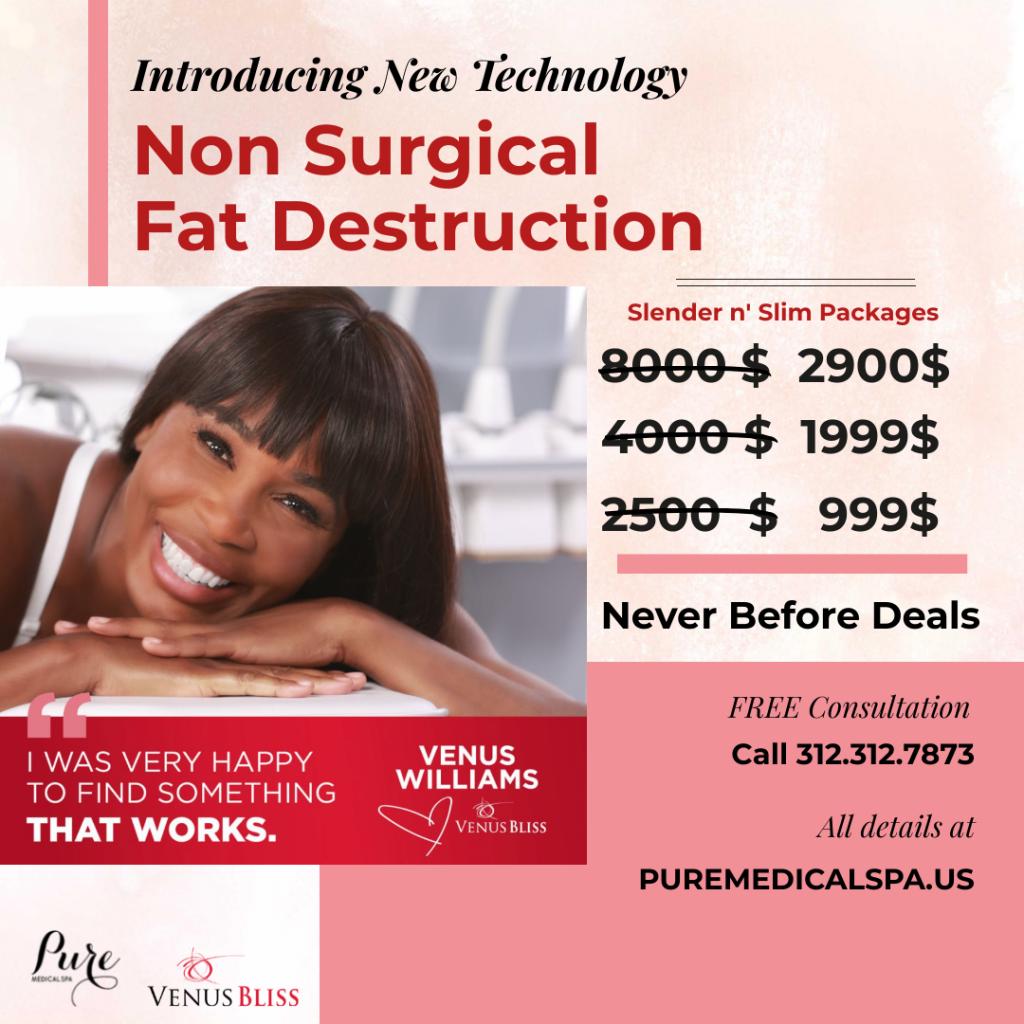 Venus Fat Reduction