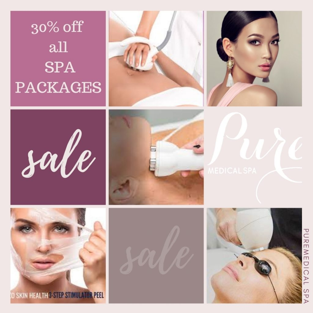 30% off all SPA Package
